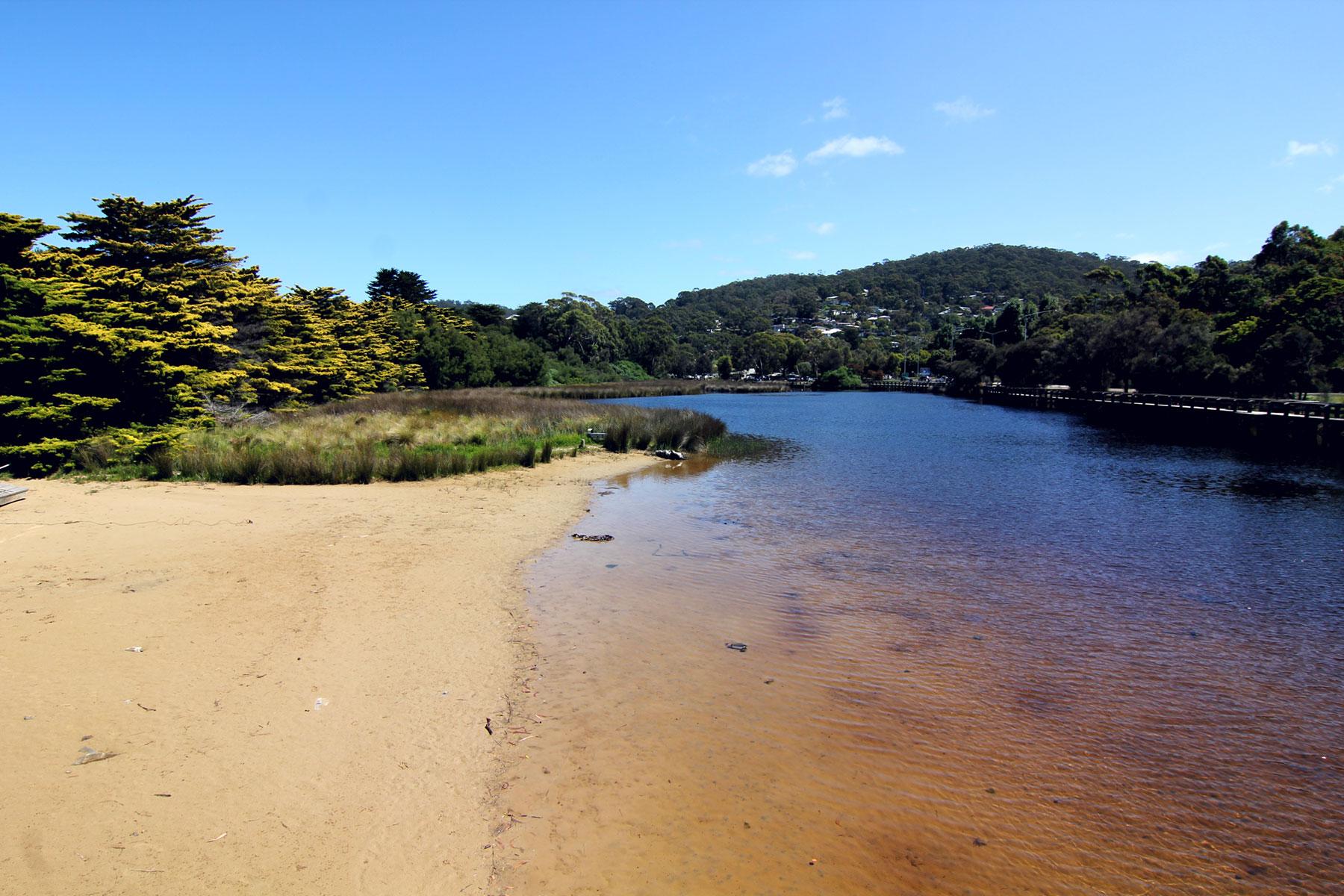 Erskine River at Lorne